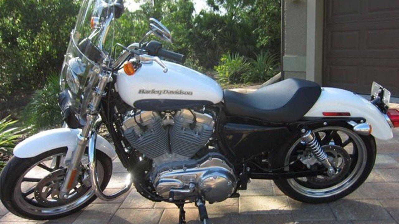 2015 Harley-Davidson Sportster for sale 200454125