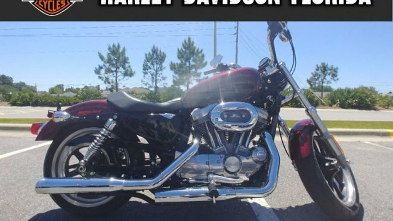 2015 Harley-Davidson Sportster for sale 200563565