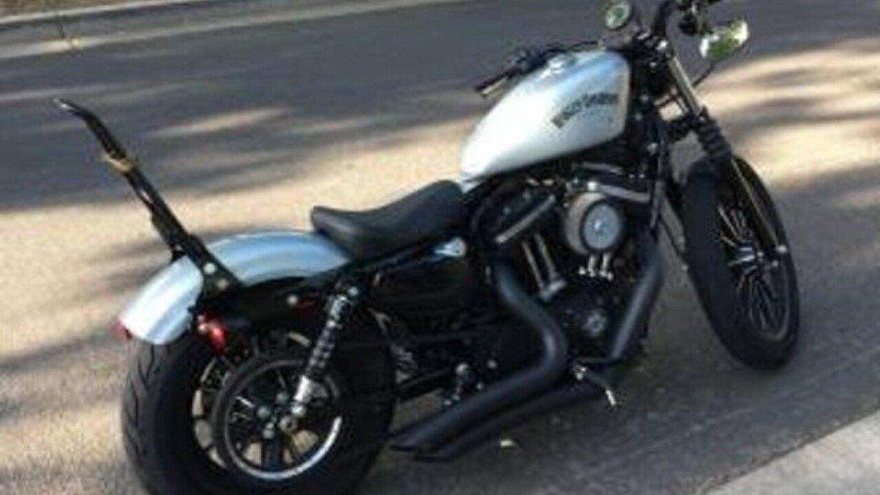 2015 Harley-Davidson Sportster for sale 200591020