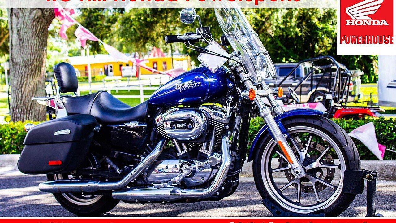 2015 Harley-Davidson Sportster for sale 200621118