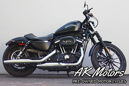 Harley davidson sportster motorcycles for sale motorcycles on 2015 harley davidson sportster for sale 200553359 fandeluxe Choice Image