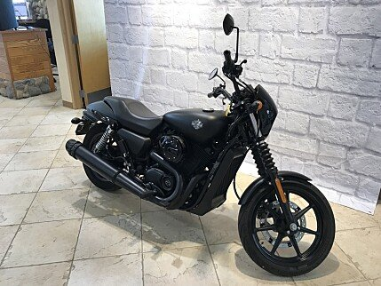 2015 Harley-Davidson Street 500 for sale 200514970