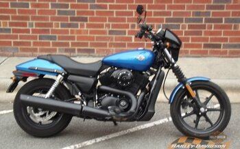 2015 Harley-Davidson Street 500 for sale 200535052