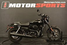 2015 Harley-Davidson Street 500 for sale 200542031