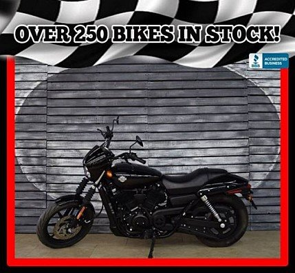 2015 Harley-Davidson Street 500 for sale 200544668