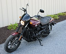 2015 Harley-Davidson Street 500 for sale 200548626