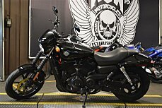 2015 Harley-Davidson Street 500 for sale 200549080