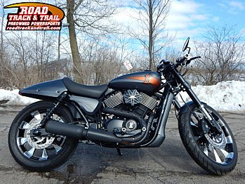 2015 Harley-Davidson Street 750 for sale 200568127