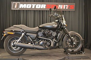 2015 Harley-Davidson Street 750 for sale 200653632