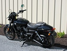 2015 Harley-Davidson Street 750 for sale 200377301