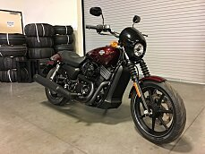 2015 Harley-Davidson Street 750 for sale 200604691