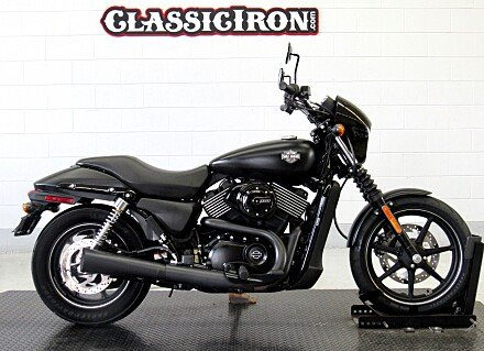 2015 Harley-Davidson Street 750 for sale 200625206