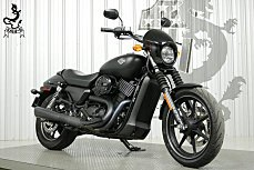 2015 Harley-Davidson Street 750 for sale 200626958