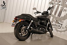 2015 Harley-Davidson Street 750 for sale 200627048