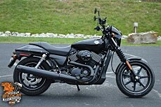 2015 Harley-Davidson Street 750 for sale 200627225