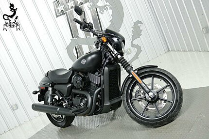 2015 Harley-Davidson Street 750 for sale 200627231