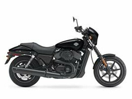 2015 Harley-Davidson Street 750 for sale 200628139