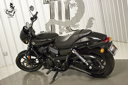 2015 Harley-Davidson Street 750 for sale 200630186