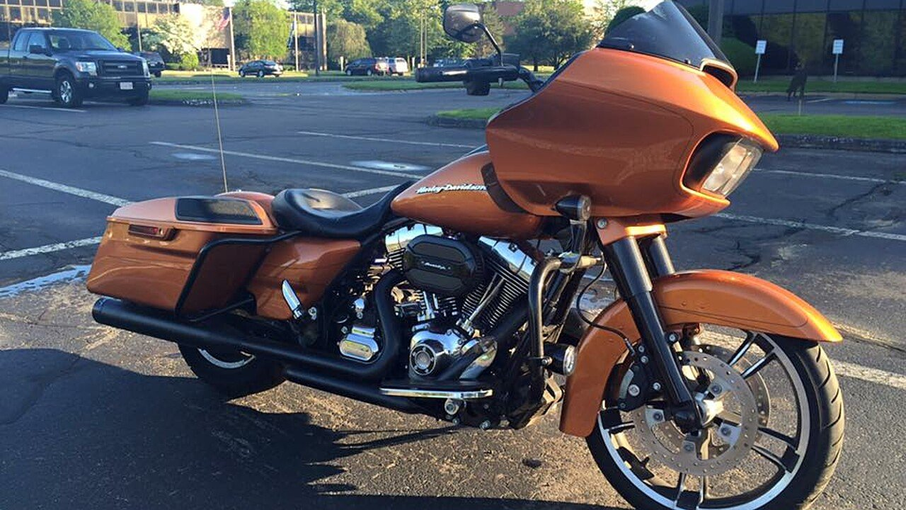 2015 Harley-Davidson Touring for sale 200403972