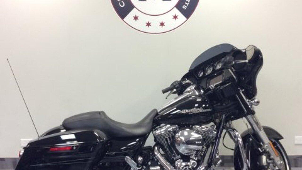 2015 Harley-Davidson Touring for sale 200437503