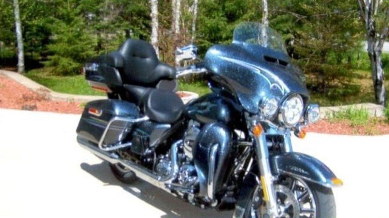 2015 Harley-Davidson Touring for sale 200453730
