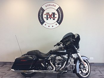 2015 Harley-Davidson Touring for sale 200455328