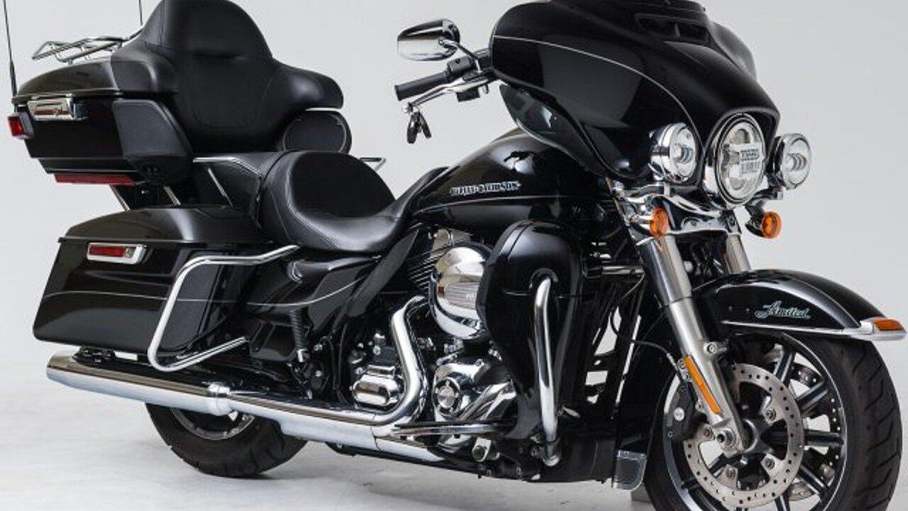 2015 Harley-Davidson Touring for sale 200464411