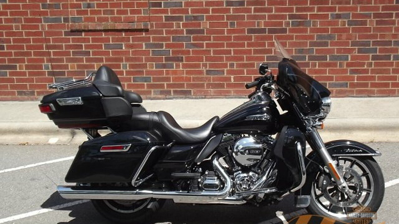 2015 Harley-Davidson Touring Ultra Classic Electra Glide for sale 200476005