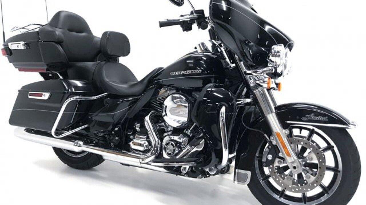 2015 Harley-Davidson Touring for sale 200479014