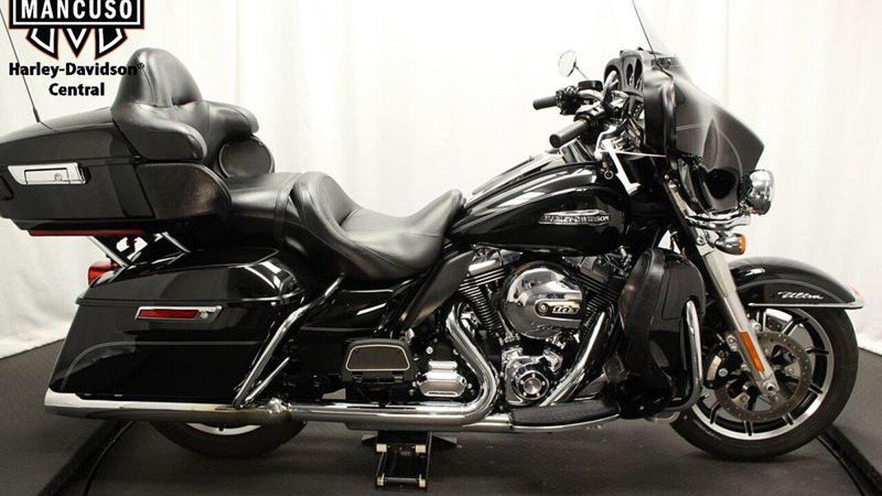 2015 Harley-Davidson Touring for sale 200479537