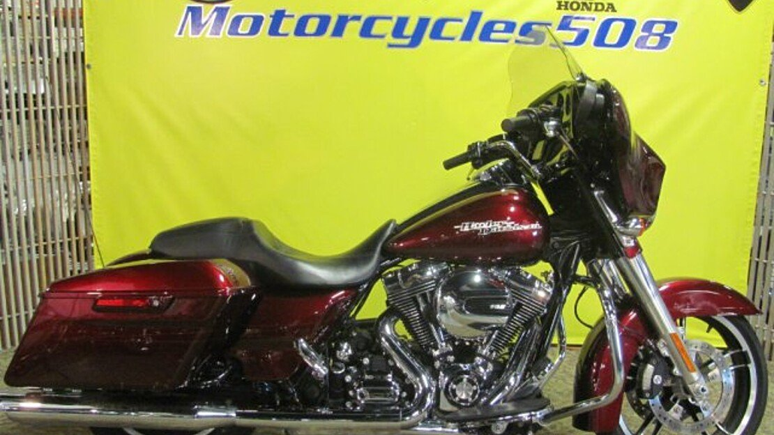 2015 Harley-Davidson Touring for sale 200483030