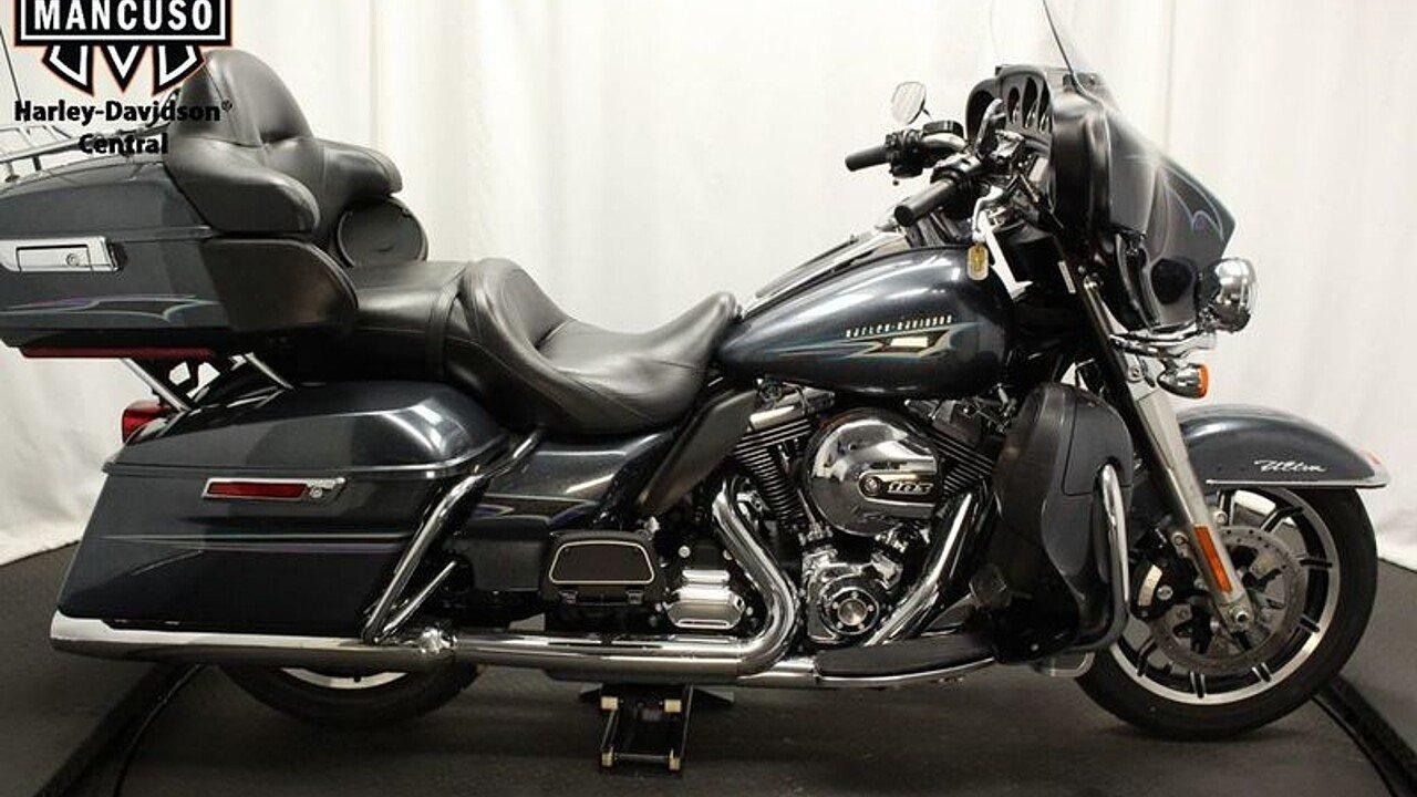 2015 Harley-Davidson Touring for sale 200486194
