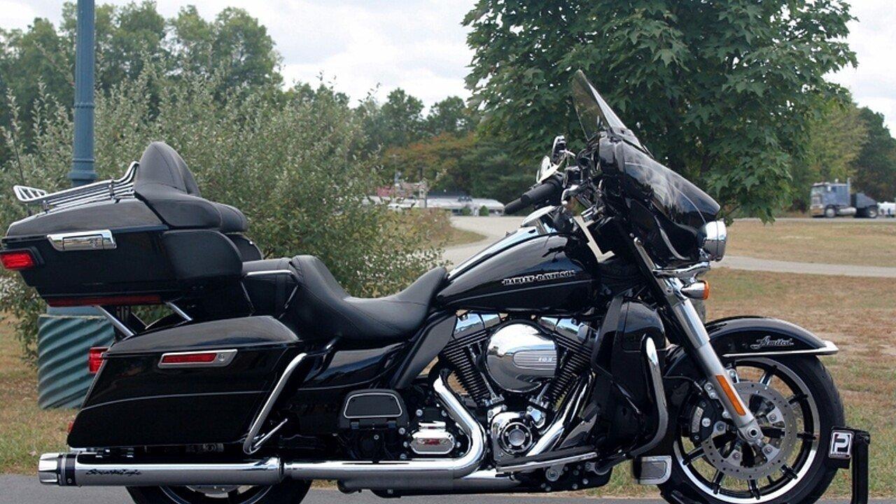 2015 Harley-Davidson Touring for sale 200486215