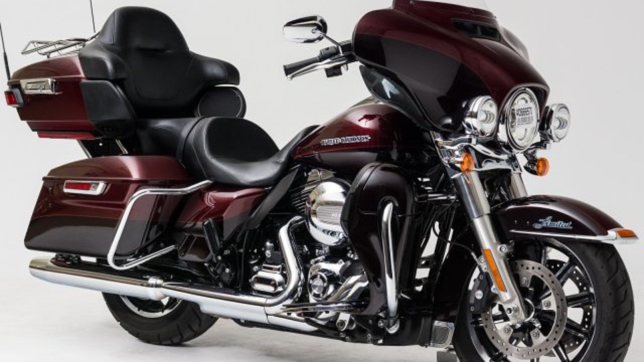 2015 Harley-Davidson Touring for sale 200488236