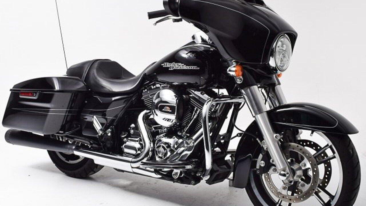 2015 Harley-Davidson Touring for sale 200489724
