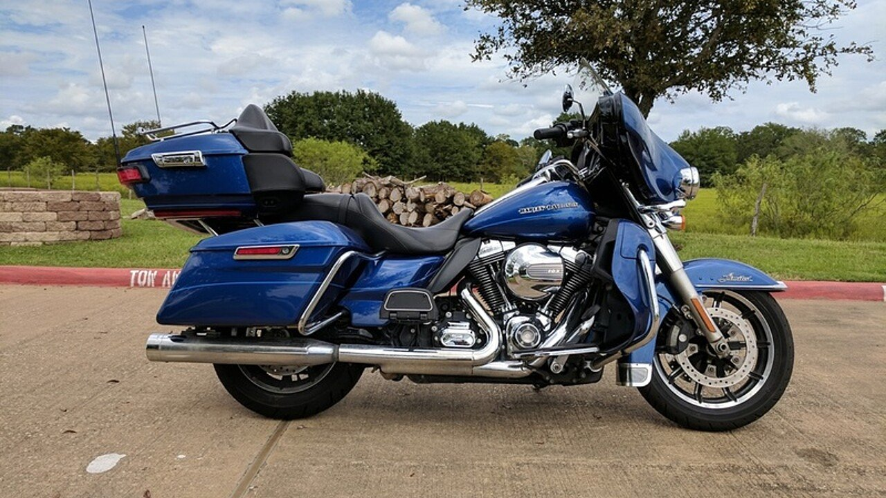 2015 Harley-Davidson Touring for sale 200493354