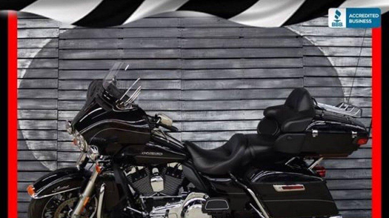 2015 Harley-Davidson Touring for sale 200493462