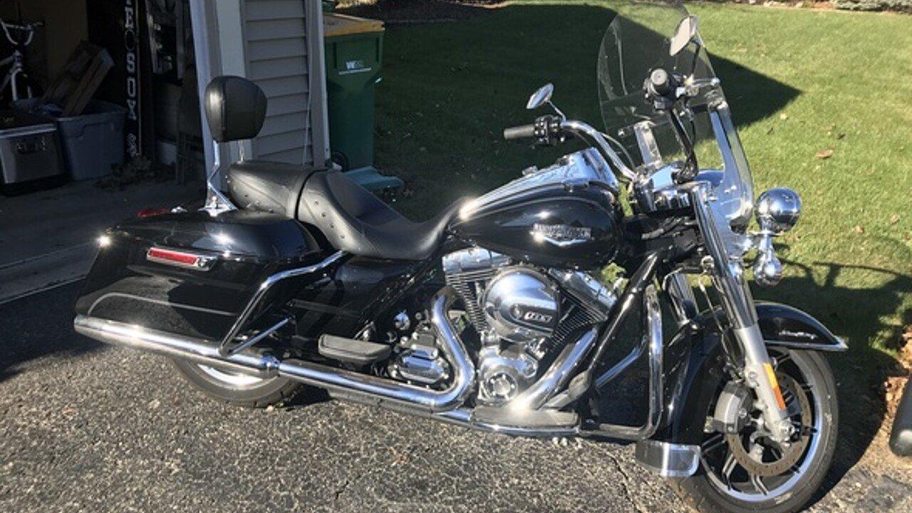 2015 Harley-Davidson Touring for sale 200514757