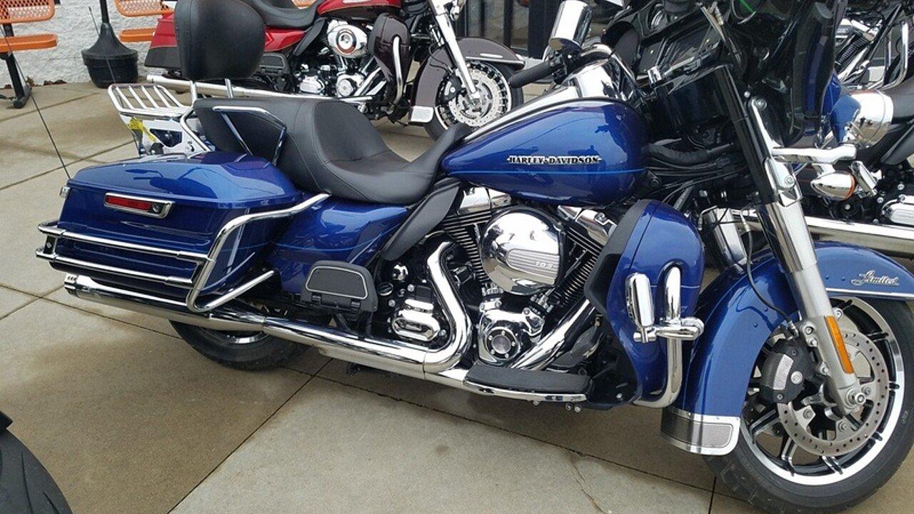 2015 Harley-Davidson Touring for sale 200521907