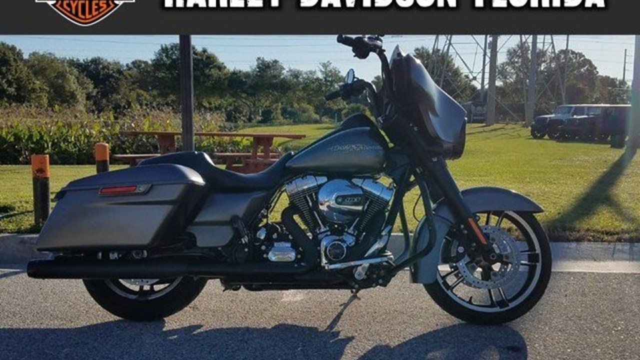 2015 Harley-Davidson Touring for sale 200523423