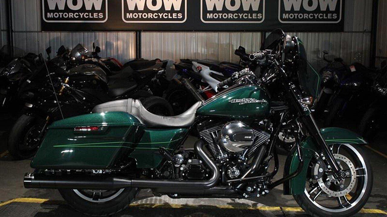 2015 Harley-Davidson Touring for sale 200544098