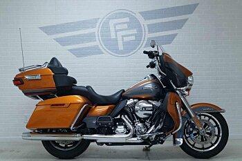 2015 Harley-Davidson Touring for sale 200545366