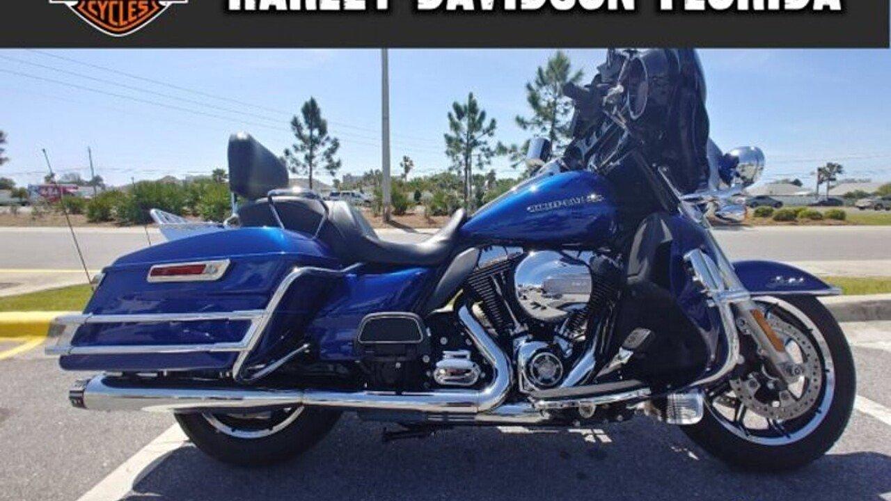2015 Harley-Davidson Touring for sale 200546667