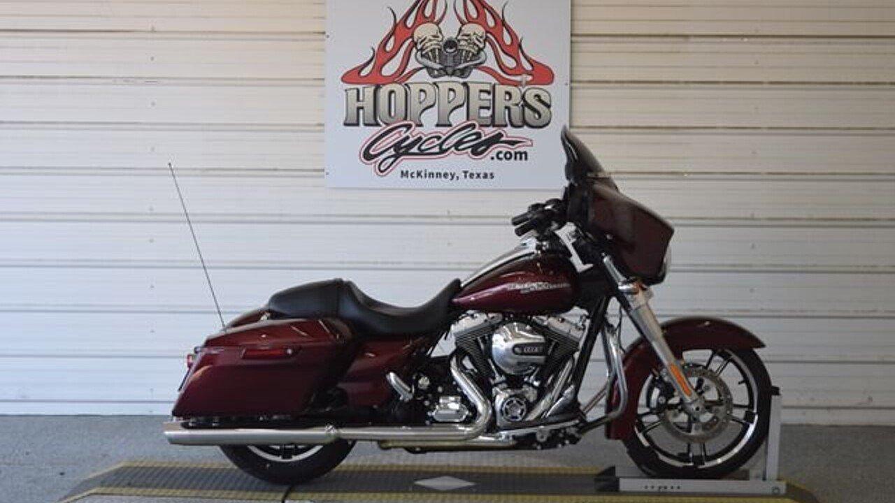 2015 Harley-Davidson Touring for sale 200547532