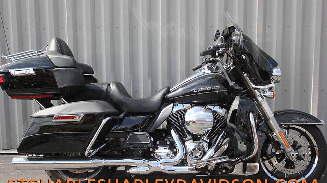2015 Harley-Davidson Touring for sale 200547578