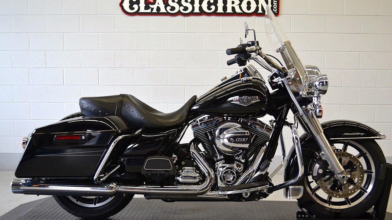 2015 Harley-Davidson Touring for sale 200558844