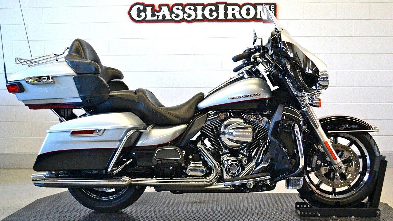 2015 Harley-Davidson Touring for sale 200558913