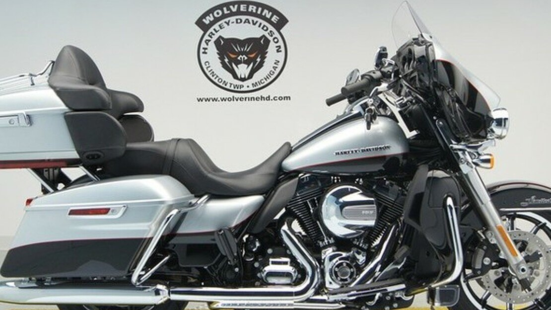 2015 Harley-Davidson Touring for sale 200560335