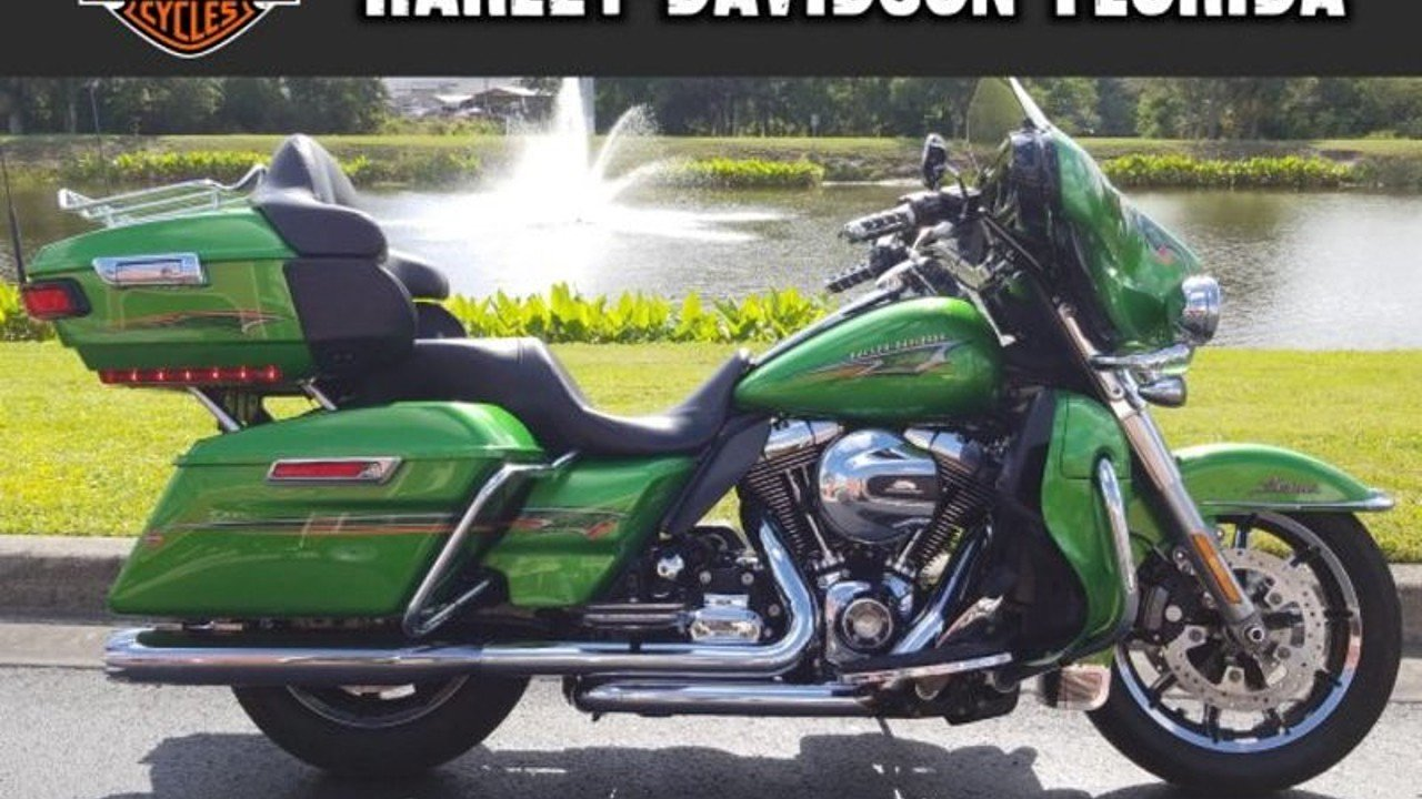 2015 Harley-Davidson Touring for sale 200564407