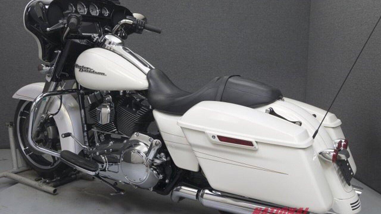 2015 Harley-Davidson Touring for sale 200579442